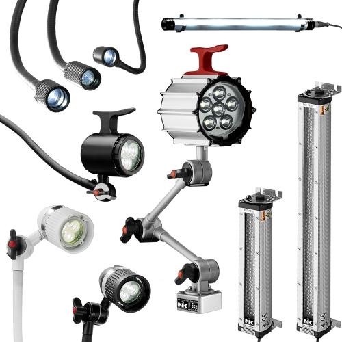 Wyposażenie Dla Przemysłu Oświetlenie Maszyn I Urządzeń